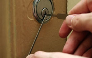 Door locks Crewkerne